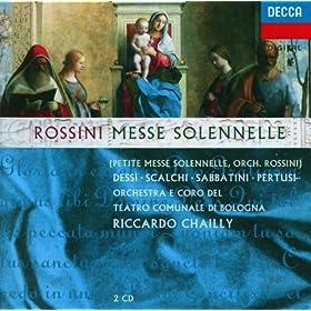 Rossini: Petite Messe Solennelle (2 CDs)
