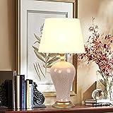 BBSLT-table en céramique rustique de style chinois lampe, lampe de chevet appartement de luxe 1 chambre, salon de style stylean chinois étude vintage lampe de table décoratifs...
