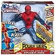 Spider Man Rapid Fire Web Blast Spider Man