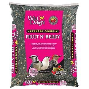 D&d Commodities Ltd. 8 Lb Fruit N Berry Birdfood 365080