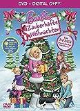 DVD Cover 'Barbie - Zauberhafte Weihnachten (Limited Editon, inkl. Digital Copy)