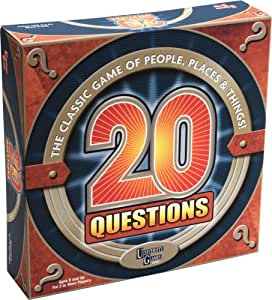 20 Questions Board Game