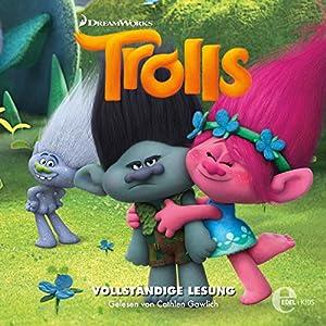 Trolls Hörbuch von Dave Lewman, Anne-Marie Wachs Gesprochen von: Cathlen Gawlich
