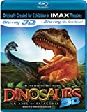 IMAX Dinosaurs 3D: Giants of Patagonia [Blu-ray 3D + Blu-ray]