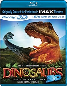 Dinosaurs: Giants of Patagonia (IMAX) [Blu-ray 3D]