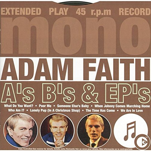 Adam Faith - A