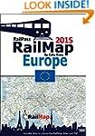 RailMap Europe 2015: Includes interac...