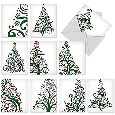 MP5019 Just Fir You Christmas Humor Card