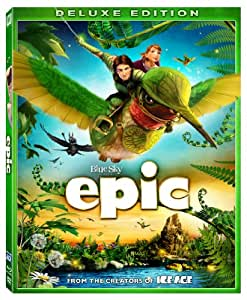 Epic (Blu-ray 3D Combo Pack) (2013)