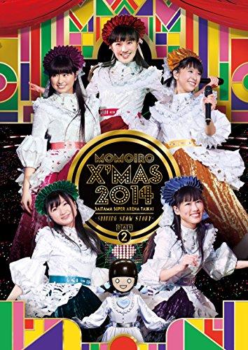 ももいろクリスマス2014 さいたまスーパーアリーナ大会~ Shining Snow Story~ Day2 LIVE DVD【通常版】