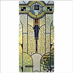 Micromax Canvas Xpress A99 Back Cover - Silicon Glass Designer Cases