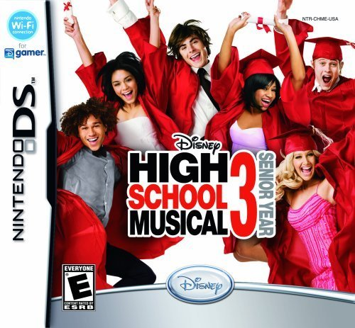 Disney High School Musical 3: Senior Year - Nintendo Ds