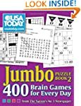USA TODAY Jumbo Puzzle Book 2: 400 Br...