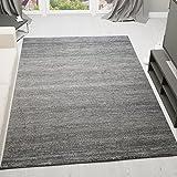 Moderner Wohnzimmer Teppich Meliert Kurzflor