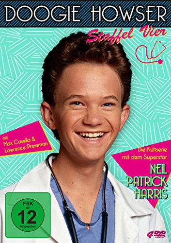 Doogie Howser - Staffel 4 [4 DVDs]