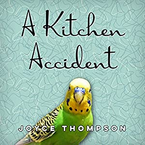 A Kitchen Accident Audiobook