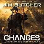 Changes: The Dresden Files, Book 12 Hörbuch von Jim Butcher Gesprochen von: James Marsters