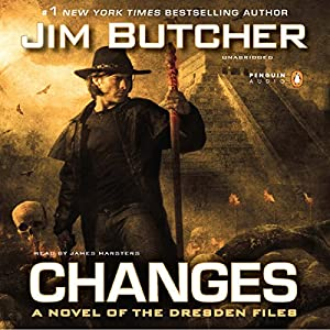 Changes: The Dresden Files, Book 12 Audiobook