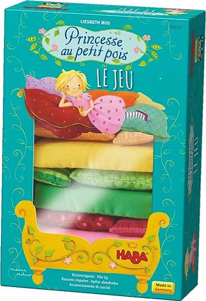 Haba - Jeu Princesse Au Petit Pois