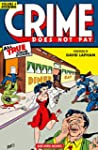 Crime Does Not Pay Archives Volume 4