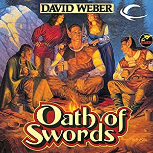 Oath of Swords Hörbuch