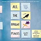 All the Bright Places Audiobook by Jennifer Niven Narrated by Kirby Heyborne, Ariadne Meyers