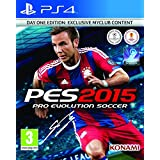 Pro Evolution Soccer 2015 Day 1 Edition (PS4) (UK IMPORT)