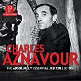 Charles Aznavour - The Absolutely Essential 3CD Collection