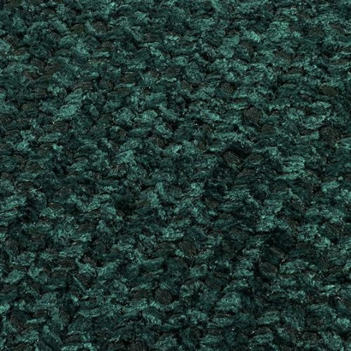 Allusion Area Area Rug, 4' SQUARE, DARK GREEN