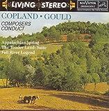 Copland: Appalachian Spring; The Tender Land  Aaron Copland, Boston Symphony; Gould: Fall River Legend; Latin American Symphonette