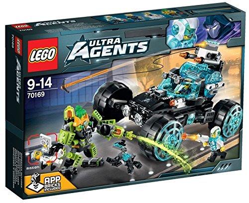 LEGO Agents 70169 - Pattuglia Segreta