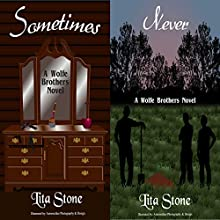 Sometimes Never: A Wolfe Brothers Novel (       UNABRIDGED) by Lita Stone Narrated by Ian Murray