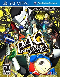 Persona 4 Golden - PlayStation Vita from Atlus