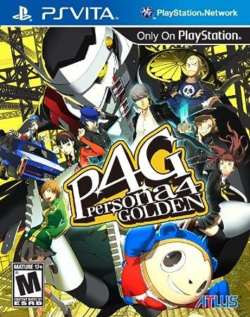 Persona 4 Golden - PlayStation Vita