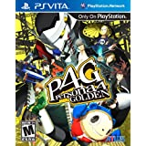 Persona 4 Golden - PlayStation Vita ~ Atlus