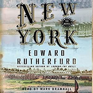 New York: The Novel | [Edward Rutherfurd]