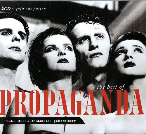 Propaganda-The Best Of Propaganda-2CD-FLAC-2013-WRE Download