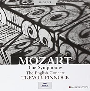 Mozart: The Symphonies /Pinnock