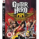 Guitar Hero: Aerosmith - Game Only (PS3)by Activision
