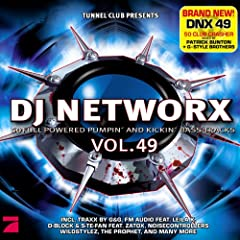 DJ Networx, Vol. 49 (50 Full Powered Pumpin' and Kickin' Bass Tracks Mixed by Patrick Bunton & G-Style Brothers)