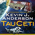 Tau Ceti: The Stellar Guild (       UNABRIDGED) by Kevin J. Anderson, Steven Savile Narrated by Kevin J. Anderson, Gigi Shane