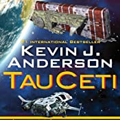 Tau Ceti: The Stellar Guild | [Kevin J. Anderson, Steven Savile]