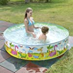 Large 6' Dinosaur Design Pool Swimmin...