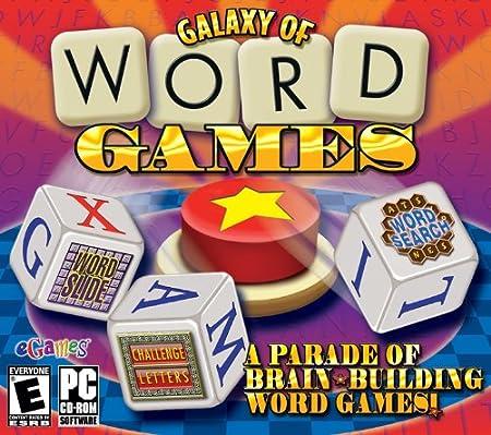 Galaxy of Word Games