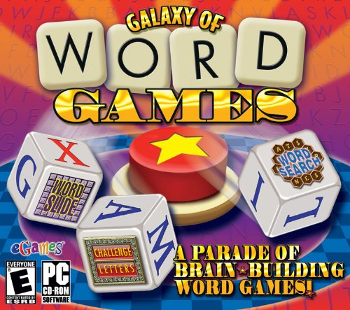 Galaxy of Word Games - PC (Word Game Software compare prices)