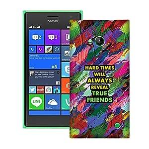 ZAPCASE Printed Back Case for Nokia Lumia 730