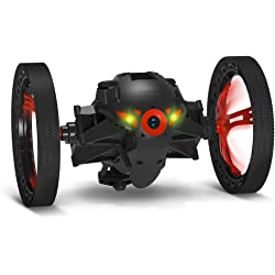 Parrot Jumping Sumo Wi-Fi Controlled Insectoid Robot Minidrone With Camera