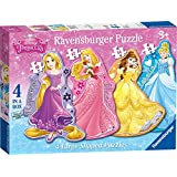Ravensburger Disney Princess 4 Shaped Puzzle