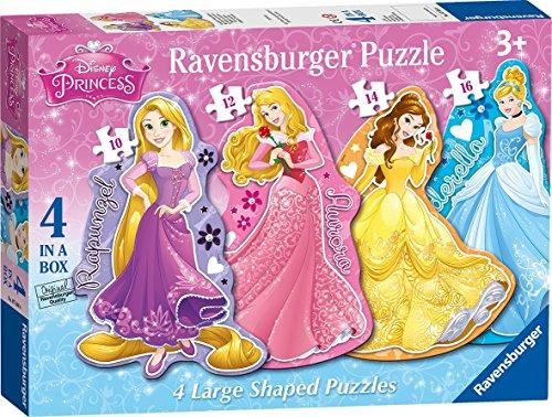 Princesas Disney - Puzzle 24 piezas (Ravensburger 07398 6)