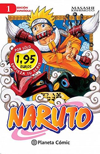 PS Naruto - Número 01 (Promo Shonen)